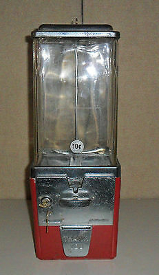 Vintage Atlas 10 Cent Vending Machine Fast Shipping Great Gift