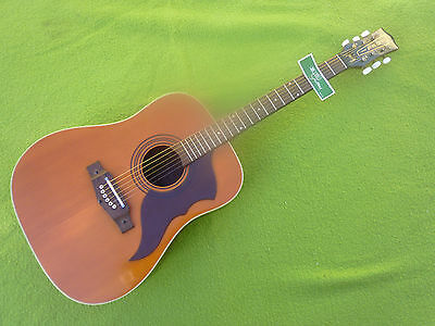 VINTAGE EKO RANGER 6 IN MINT CONDITION AMAZING TIME WARP GUITAR FROM 1970s
