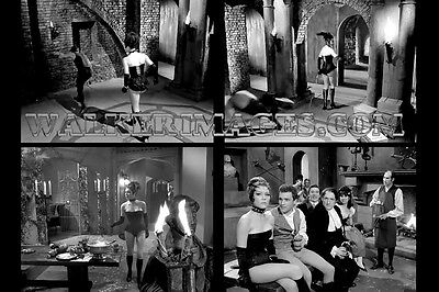 130 The Avengers Mrs Emma Peel Diana Rigg A Touch Of Brimstone Print