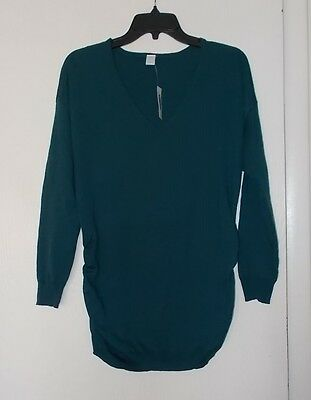 Women's Size Small Old Navy Long Sleeve V-Neck Maternity Sweater NWT