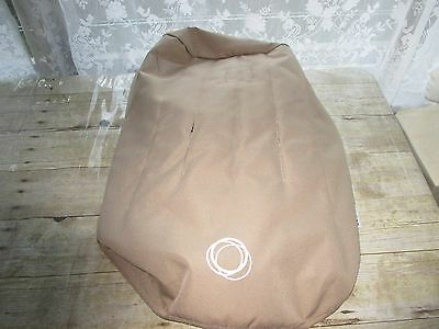 Bugaboo Cameleon Baby Stroller Tan/Sand Canvas Seat Cover