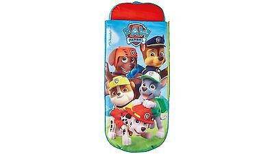 Worlds Apart ReadyBed Paw Patrol Junior 2-in1 Airbed And Sleeping Bag