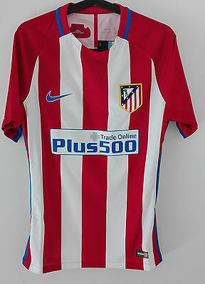 Camiseta Shirt Atletico De Madrid Player Issue Match Un Worn Christmas 16/17
