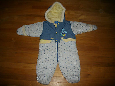 Toddlers Snow Suit Blues Clues 18 months