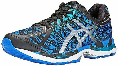Asics Gel Cumulus 17 BR Mens Running Shoes size 13 NEW ELECTRIC BLUE SILVER