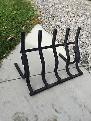 Grate Wall Of Fire M-5 Medium Fireplace Grate. Lightly Used