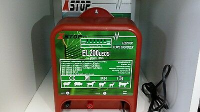240 volt ,40 km electric fence energizer