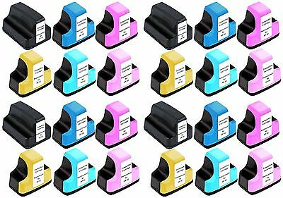Virtual Outlet  24 Pack Compatible Inkjet Cartridges for HP 02 02XL HP02 HP02...
