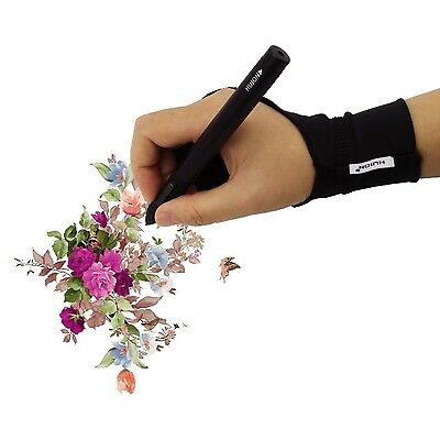 Huion Anti-fouling Artist Glove for Graphics Pen Drawing Tablet Monitor Light...