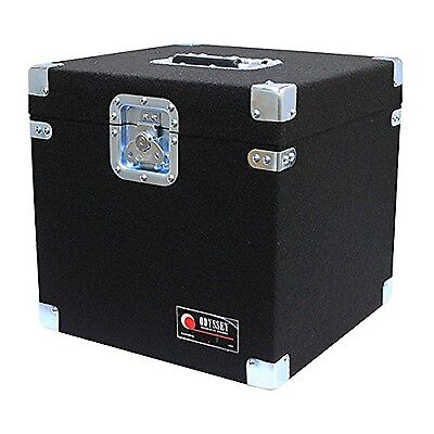 Odyssey Innovative Designs CLP100P Carpeted Pro Lp Case with Recessed Hardwar...