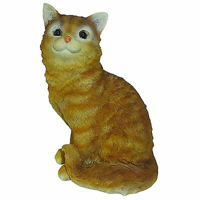 Michael Carr Designs Cat Sitting up Yellow
