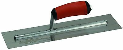 MARSHALLTOWN The Premier Line MXS54D 10-Inch by 3-Inch Finishing Trowel with ...