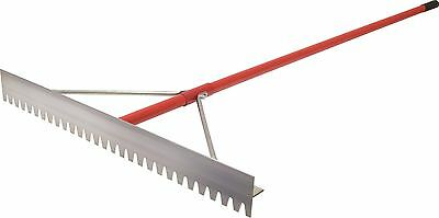 Marshalltown The Premier Line RED700092 36-Inch Blunt Braced Magnesium Lute R...