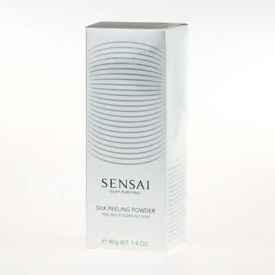 Kanebo Sensai Silky Purifying ★ Silk Peeling Powder 2015 40g