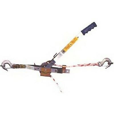 Maasdam A-20 3/4-Ton Capacity Rope Puller with 20-Feet of 1/2-Inch Diameter R...