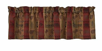 Park Designs High Country Valance 72 X 14-Inch