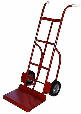 Milwaukee Hand Trucks 40272 Bag Truck with 8-Inch Puncture Proof Tires