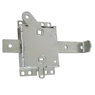 Ideal Security Inc. SK7115 Slide Lock Galvanized