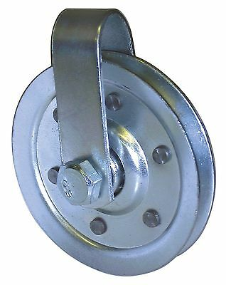 Ideal Security Inc. SK7113 3-Inch Pulley Galvanized