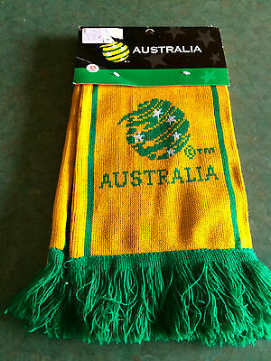 Socceroos Supporters Scarf