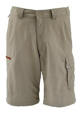 Simms GUIDE Short ~ Cork ~ NEW Size Small ~ Closeout