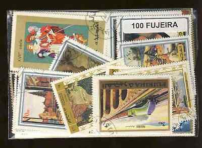 Fujeira 100 timbres différents