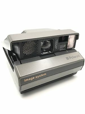 Polaroid Image system Instand Camera, Using Image / spectra film tested