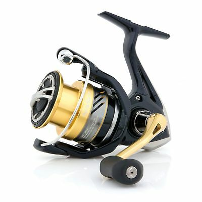 Shimano Nasci FB Stationärrolle Angelrolle Spinnrolle 1000-5000 viele Modelle