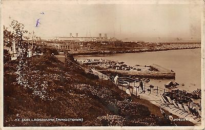BR63164 at dun laoghaire kingstown real photo   ireland
