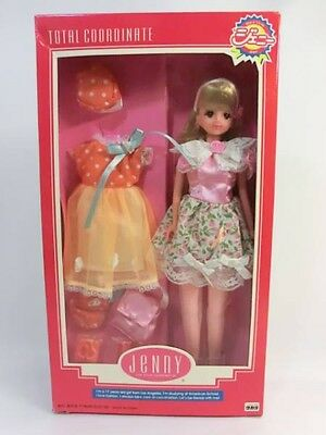 * New Takara JENNY Total Coordination FROM JAPAN F/S Registered