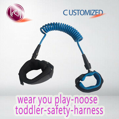 Anti-lost Baby Kids Leash Walk Wrist Strap Toddlers Child Walking Safety Harness