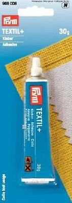 UHU Fabric Glue + Tube to 30 g by Prym 968008 14,67€/100g