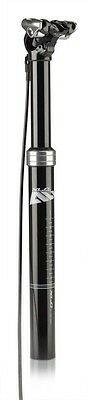 XLC Telescopic seatpost SP-T06 with Remote Ext. 30,9 mm length 420 mm 80-110 kg
