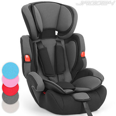Baby Child Children's Car Safety Seat Carrier Seats Chair Support Cushion 9-36kg