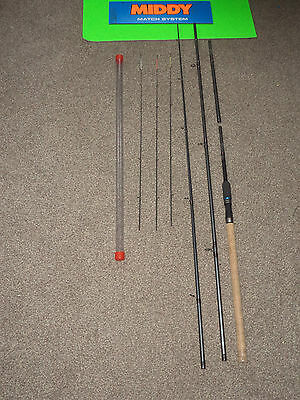 A New Middy 4G Baggin Distance Feeder Commercial Rod 8Ft-11Ft.7In-12Ft.7In