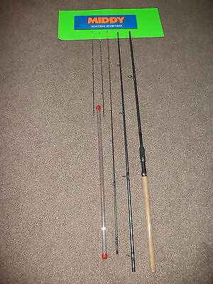 A New Middy 4Gs 360 Feeder Fishing Rod