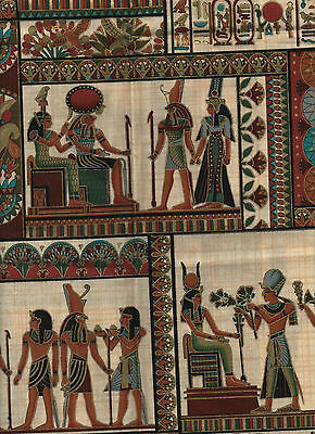 Egyptian  ,fat Quarter, Patchwork Fabric  Craft Fabric,gilded