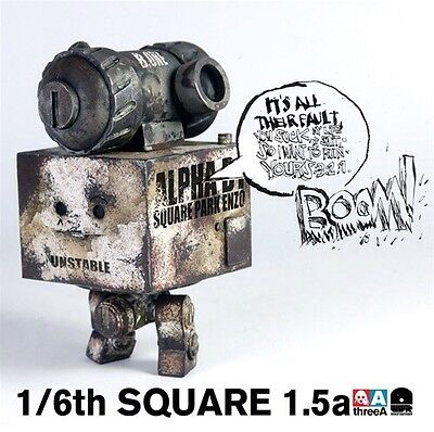 3A WWR 1/6 Square Bomb 1.5A Ashley Wood ThreeA