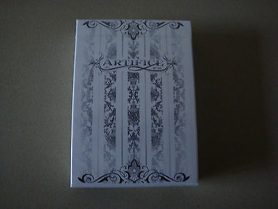 Artifice Tundra Bicycle Deck Of Playing Cards By Ellusionist Magic Tricks Poker