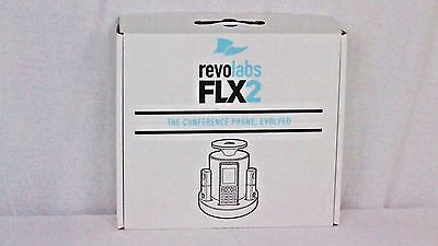RevoLabs FLX2 IP Conference Station 10-FLX2-200-VOIP