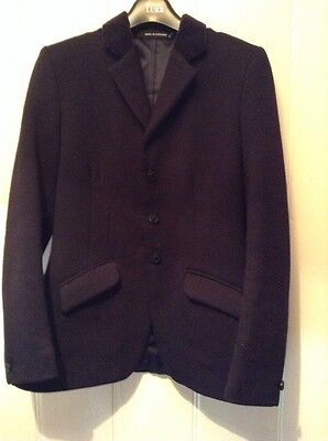 """Pytchley Navy Showing Jacket 32"""""""