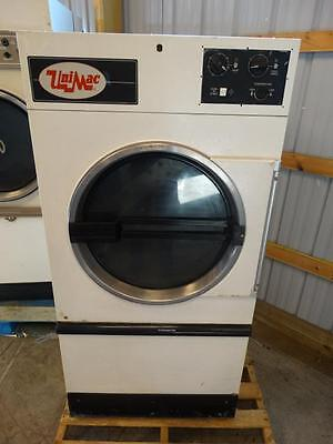 Alliance UniMac DT035 35 Lb Commercial Front Load Dryer Drying Machine 3 Phase