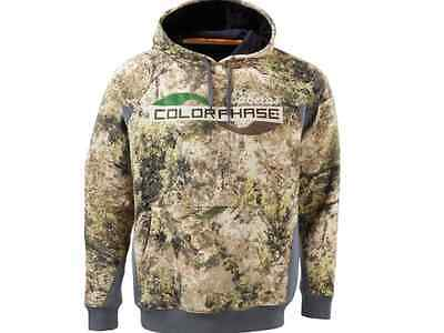NEW Cabela's Men's ColorPhase Hunting Camo Hoodie 4MOST ADAPT