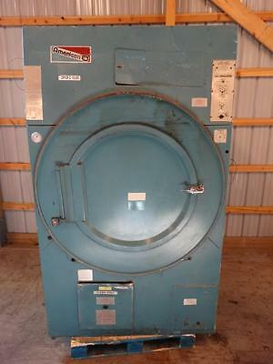American Laundry 410 Commercial Natural Gas 140 Pound Capacity Front Load Dryer
