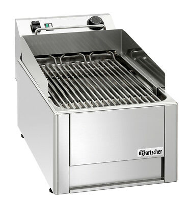 Bartscher 370037 barbecuing water grill, 4,08 kW, 280x445 mm