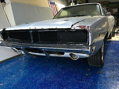 1968 Dodge Charger Base Hardtop 2-Door 1968 Dodge Charger numbers matching 383 Project
