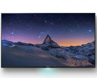 """Sony KDL43W805CBU 43 """"Smart 3D Youview / Android WiFi Full HD TV LED"""