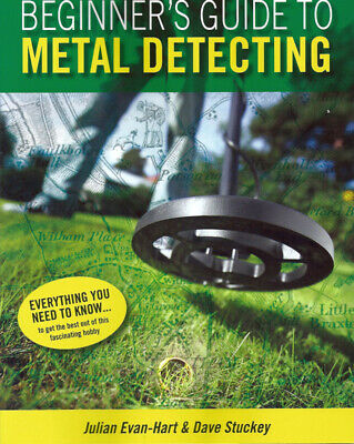 The Beginners Guide to Metal Detecting