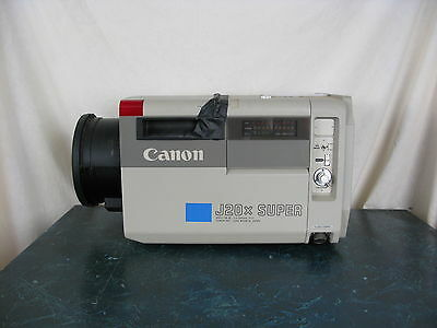Canon J20X Super J20X7.5B Ie 7.5-150Mm F1.5 With Fmj-451 And Canon Servo Module