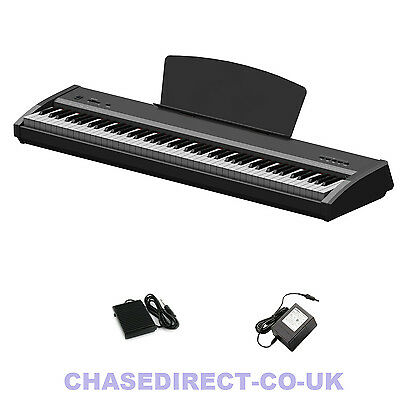 Chase P-50 Digital Piano 88 Fully Weighted Keys Electric Portable Stage Keyboard